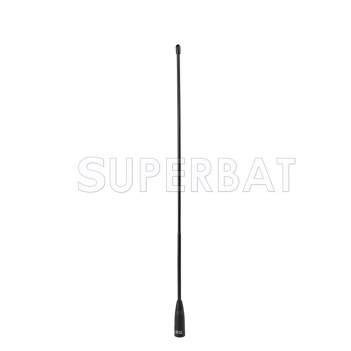 "Whip Antenna 15.6""  VHF/UHF (144/430Mhz) SMA Female for AnyTone BaoFeng Yaesu-Radio Antenna for Wouxun  Kenwood  Pofung-  cb radios handheld Antenna"