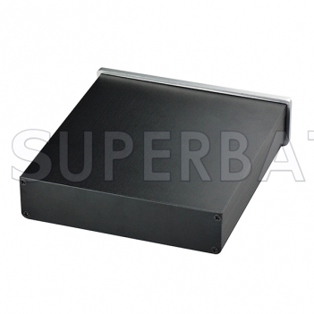 Aluminum Enclosure Case Amplifier 138mm*32mm*150mm(W*H*L)