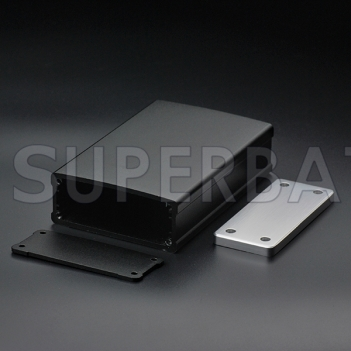 Aluminum Enclosure Case Amplifier 66.2mm*27.5mm*100mm(W*H*L)