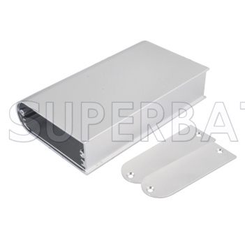 Aluminum Enclosure Case Tube 68mm*24mm*110mm(W*H*L)