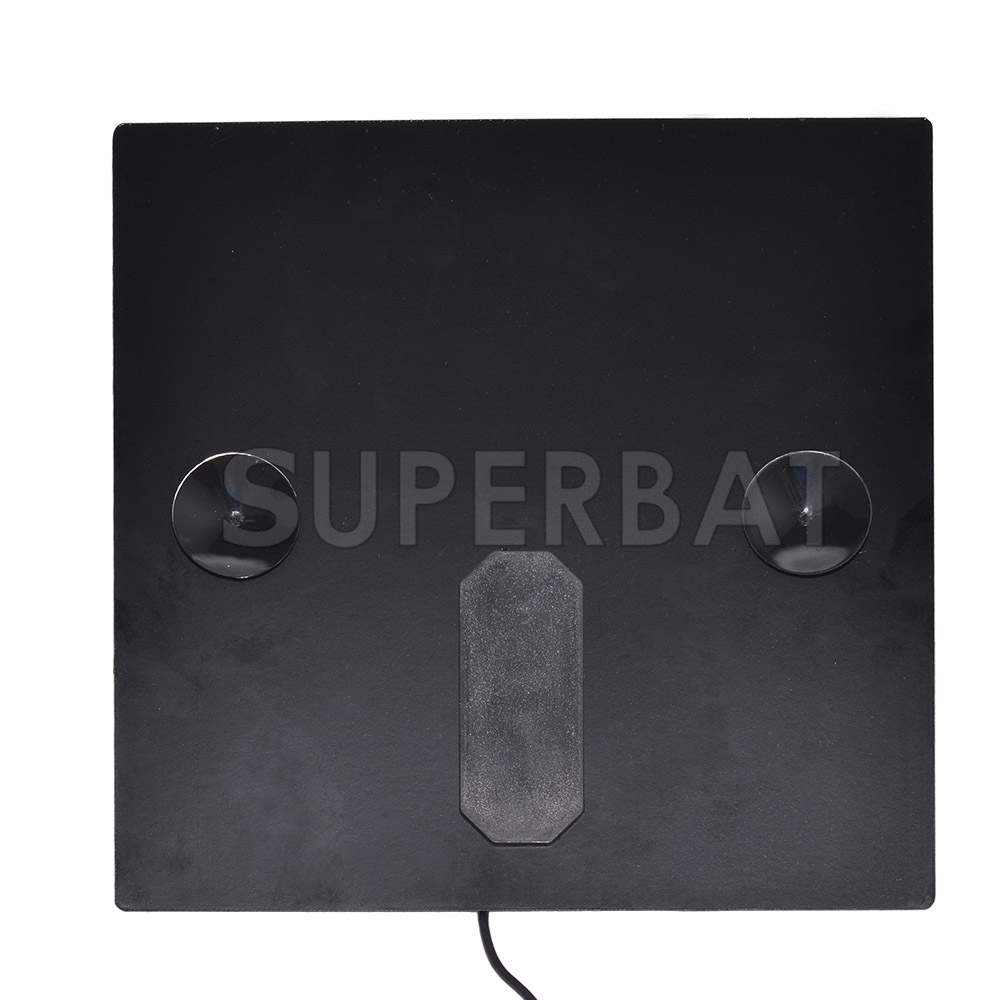 No More Cable Bills New Black ED Clear TV HD Digital Antenna As Seen on TV