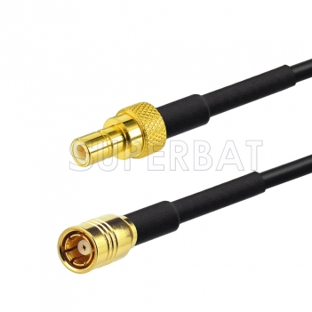 Truck/RV Satellite Radio Antenna Extension Cable SMB male to SMB female Receiver connection for sirius xm BR-Trucker Satellite Antenna