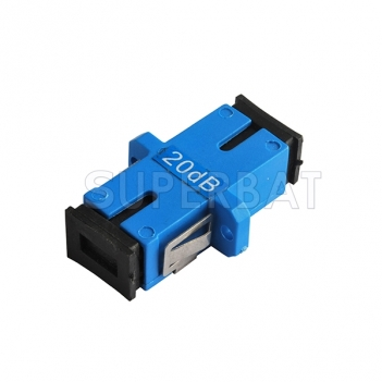 SC Fixed Fiber Attenuator(Adaptor Type) 20dbi