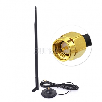 Hight Gain 12DBi GSM/UMTS/HSPA/CDMA/3G antenna for 3G UDB Modems/Routers/Devices