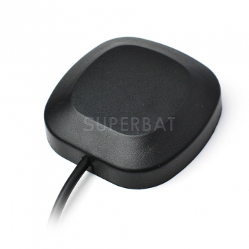 GPS active Antenna with SMA Plug connector for GPS receivers and Mobile Application