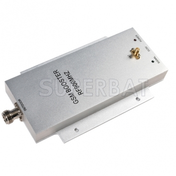 GSM 900MHz Signal Booster-Repeater-Amplifier 50DB
