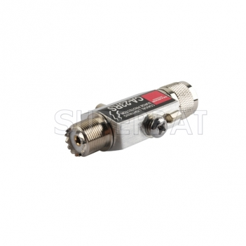 Coaxial Lightning Surge Protector ( CA-23RS ) UHF connector