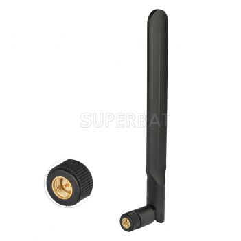 4G LTE 5dBi 700-2600MH​z SMA Male Antenna for Mobile Cell Phone Signal Booster Repeater